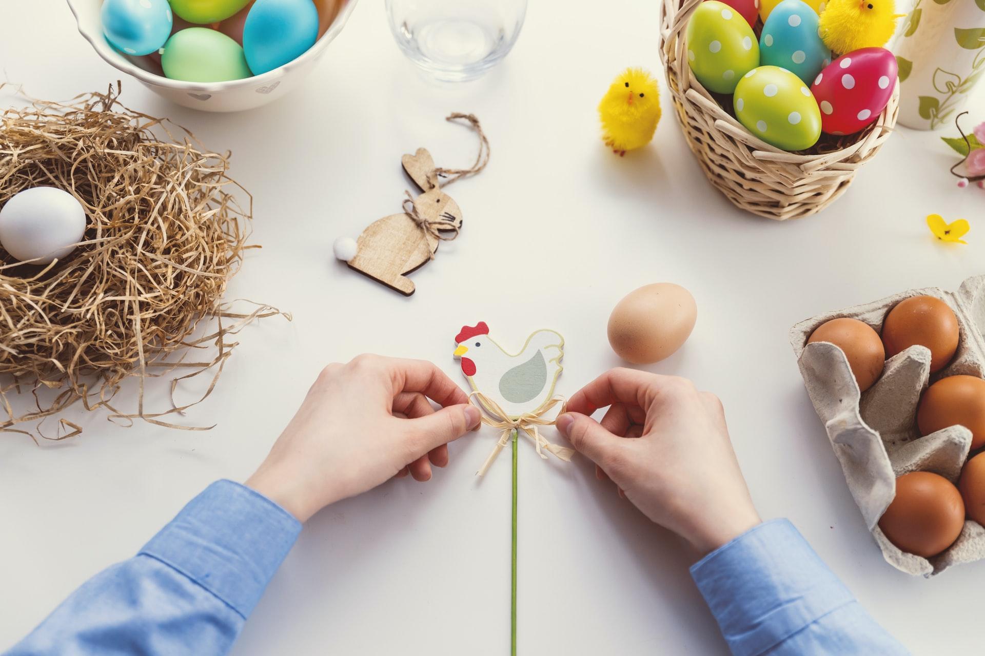 Teremtsünk magunk köré húsvéti hangulatot